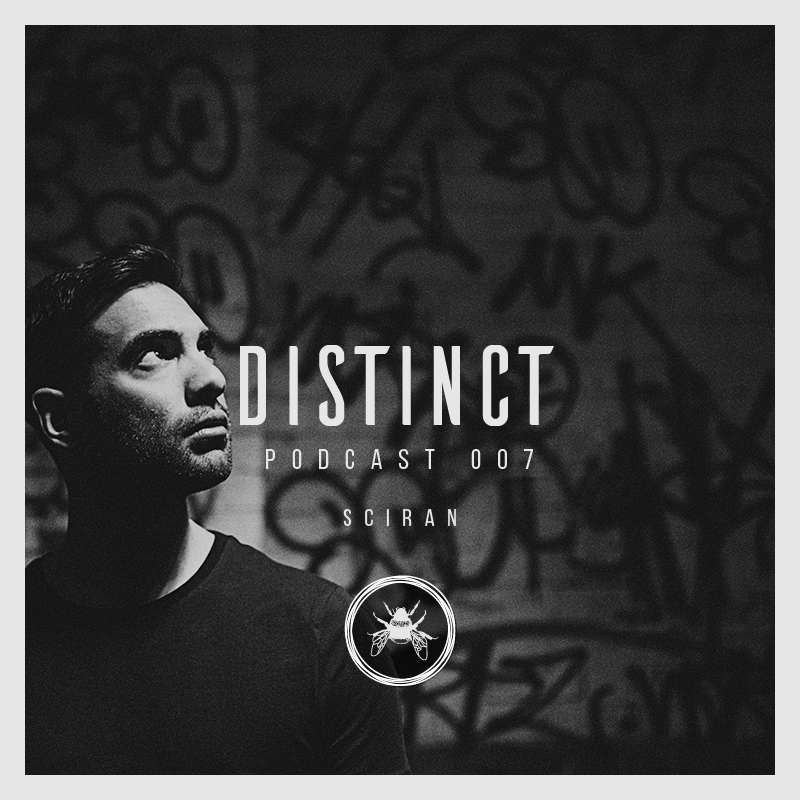 Distinct Podcast 007 // Sciran