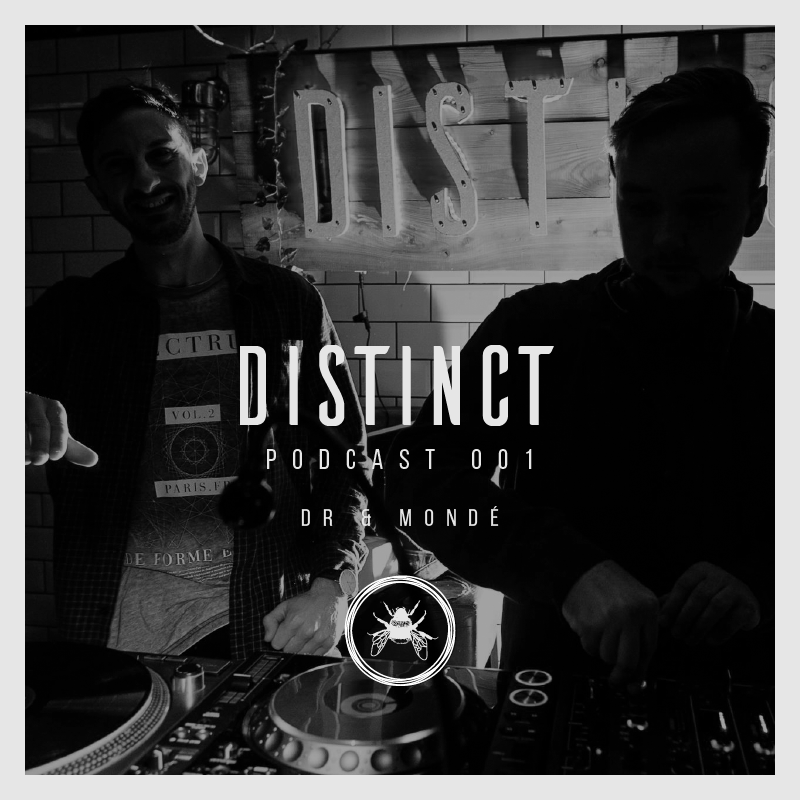 Distinct Podcast 001
