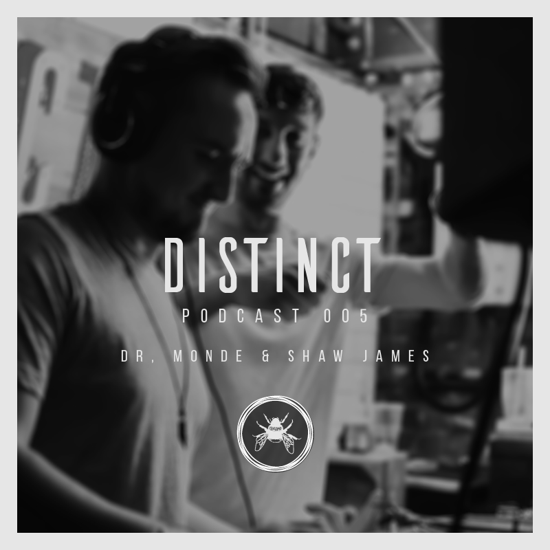 distinct podcast