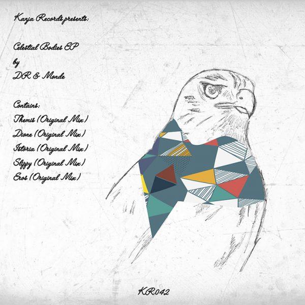DR & Mondé – Celestial Bodies EP